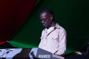 David Ogara, the pianist.